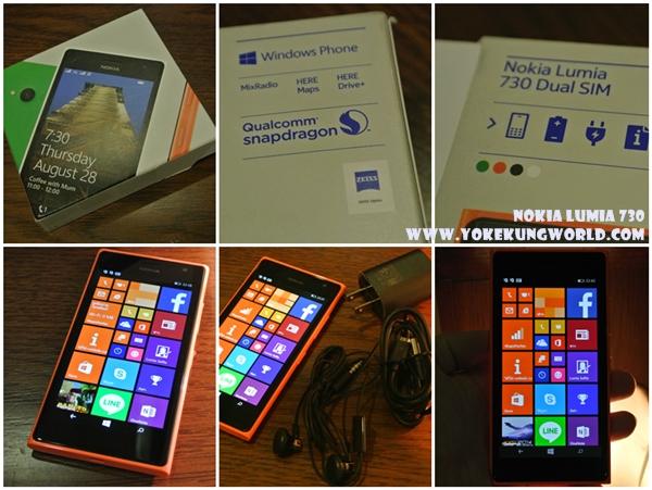 รัก Selfie ต้อง Nokia Lumia 730 Dual SIM