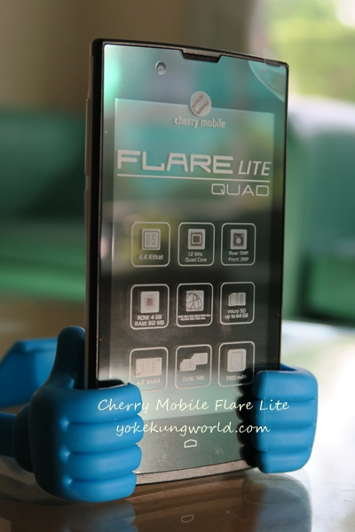 Cherry-mobile-Flare-Lite-review