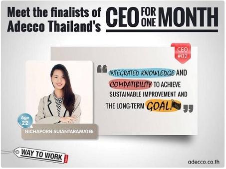 nicha-ceo-1-month-adecco-thailand