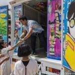 รู้ไหมว่า เด็กไทย ยังด้อยโอกาส และขาดทักษะการอ่าน ร่วมช่วยมอบโอกาสผ่านโครงการห้องสมุดเคลื่อนที่ #MobileLibrary #BooksForKids