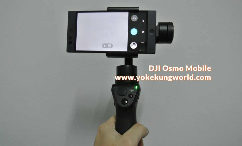OSMO MOBILE stabilizer