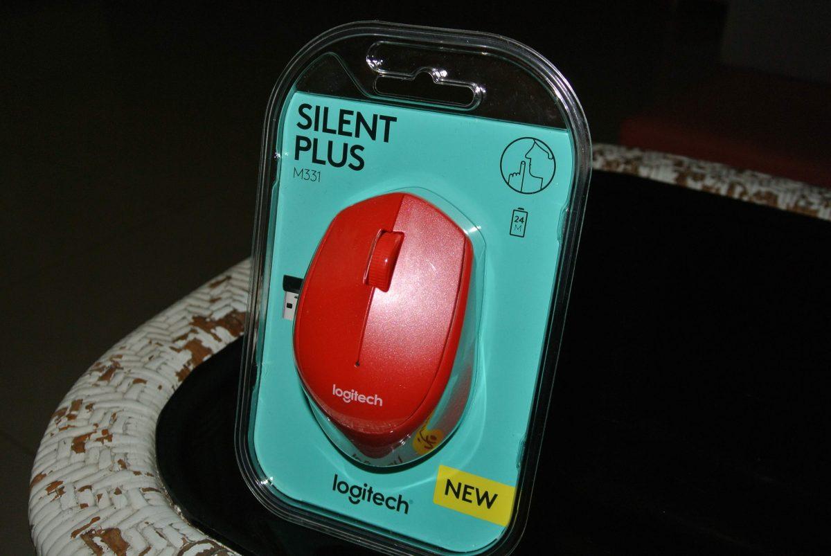 1 เดือนครึ่ง กับใช้งานจริง เม้าส์ไร้เสียงรบกวน Logitech M331 SILENT PLUS ไม่มีเสียงคลิก รบกวนคนรอบข้าง