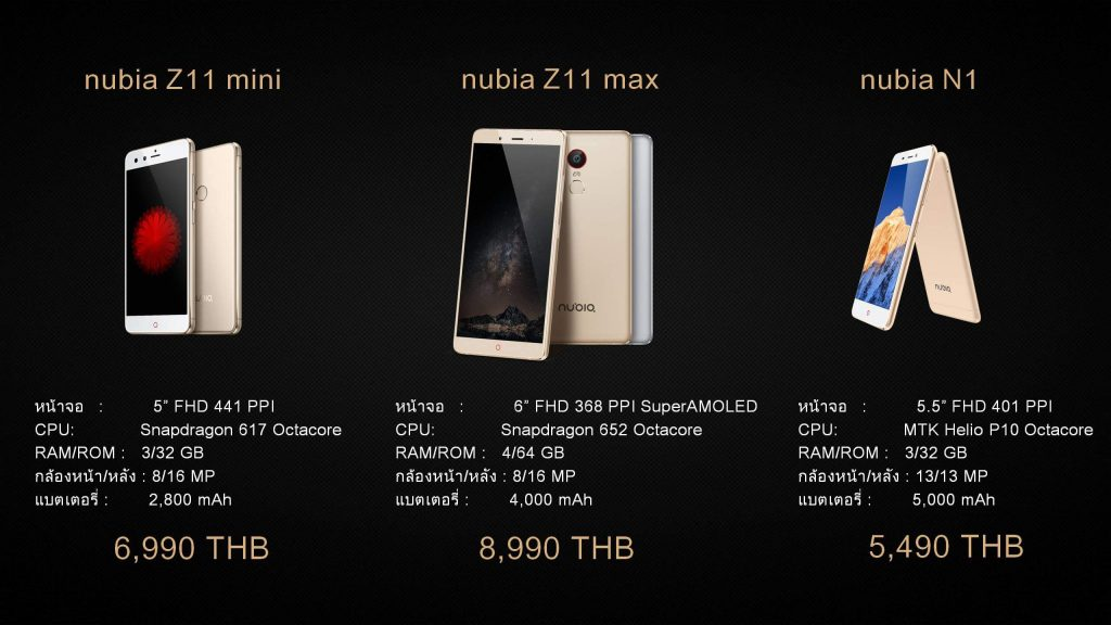 nubia-z11-model