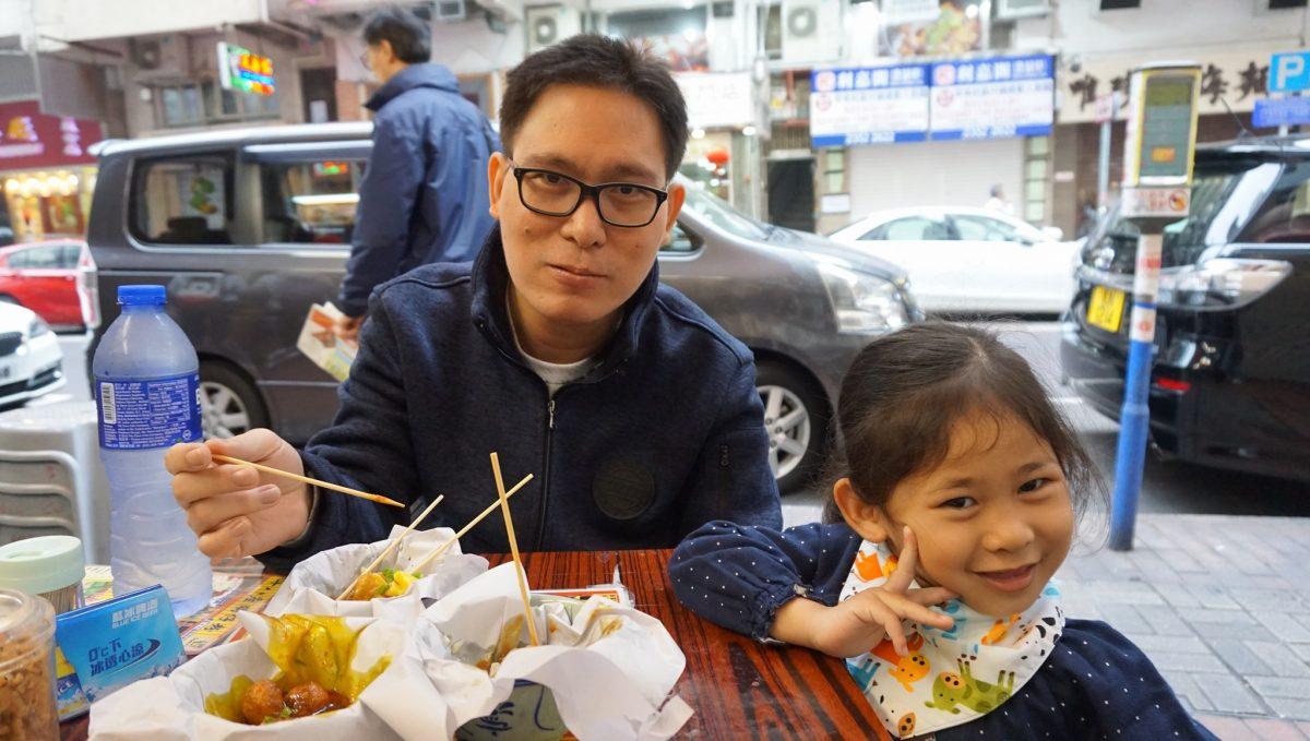 [บันทึก] ได้ทานอาหารที่ร้าน 十八座狗仔粉 ร้าน Street Food ที่คว้ารางวัล Michelin Street Food (2016,2017) Hong Kong