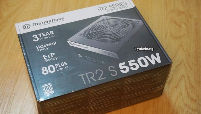 Thermaltake TR2 S 550W