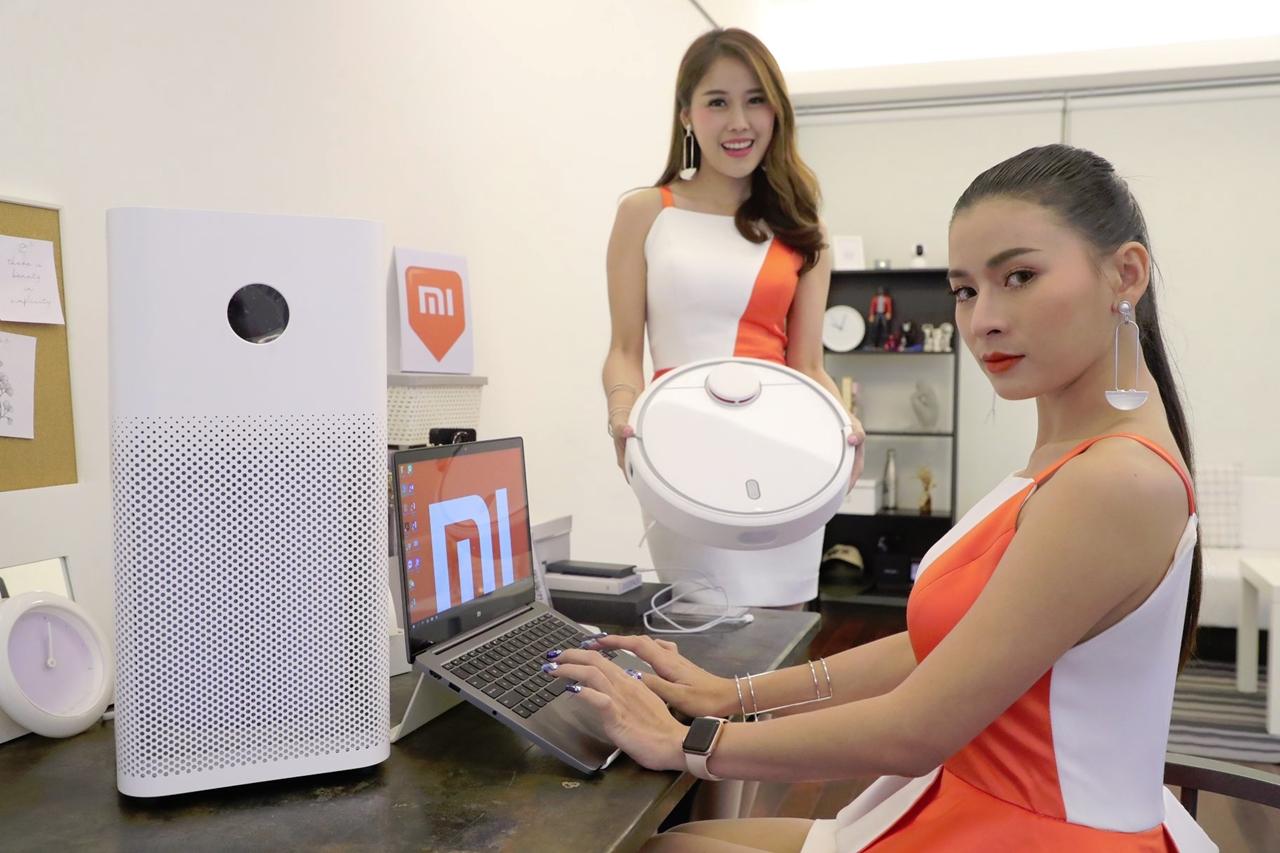 Xiaomi เปิด 3 ผลิตภัณฑ์ใหม่ Mi Air Purifier 2S, Mi Laptop Air 13.3 นิ้ว และ Mi Robot Vacuum ในราคาจับต้องได้